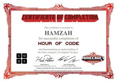 601208_MineCreaftCode_Certificate